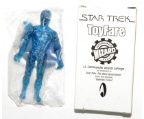 Star Trek Toyfare Wizard Lt. Commander Geordi LaForge