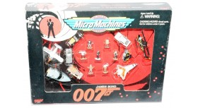 Micro Machines James Bond 007 Set