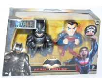 Jada Batman V Superman Twin Pack Figure Set