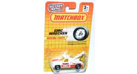 Matchbox GMC Wrecker Towing