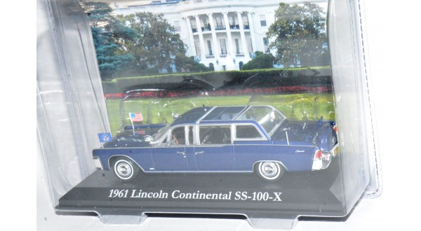 greenlight presidential limos 1961 lincoln continental ss. Black Bedroom Furniture Sets. Home Design Ideas
