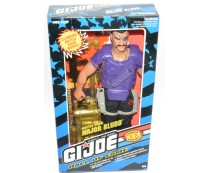 G.I Joe Battle Pack Major Bludd Figure Doll