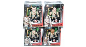 "Jada Ghostbusters 4"" Figures Set"