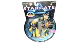 Hasbro Stargate Col. O'Neil Action Figure